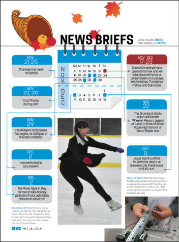 News Briefs 11/16
