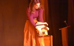 """Theatre students to rehearse fall production of """"The Sparrow,"""" McNamar says"""