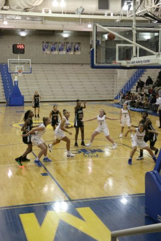 Women's JV basketball wins against Lawrence North, continues seven game streak