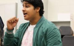 Senior Nathan Aditya