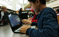 Photo Essay: Hour of Code