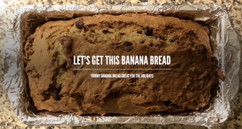 Let's get this Banana Bread [Food From Yu]