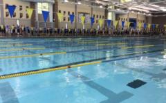 CHS women's swimming team preparing for meet at Hamilton Southeastern