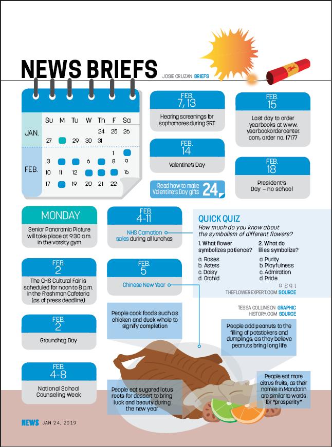 01.24 News Briefs