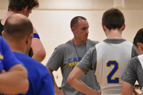 CHS Men's Basketball Team Rises to Number One