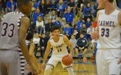 With regular season ending soon, JV men's basketball faces Hamilton SE on Feb. 8