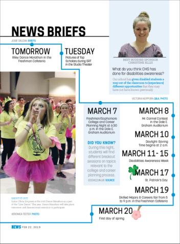 02.22 News Briefs