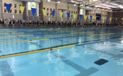 CHS women's swimming team prepare for start of postseason