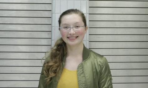 Sophomore Isabella