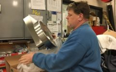 Maintenance staff to get chillers ready for spring's warmer weather