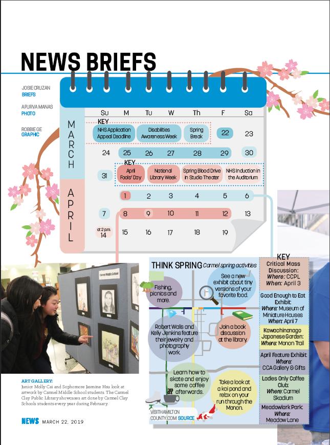 03.22 News Briefs