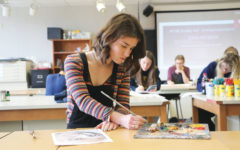 The Art of Electives: Art electives shape seniors' high school experience, plans for future