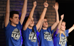 ComedySportz prepare for final home games