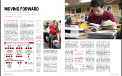Moving Forward: Students who graduate early look back on benefits, drawback of different schedule