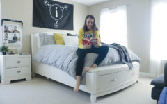 Downsized Decor: As seniors prepare to move into college dorms, students, staff give tips for decorating small spaces