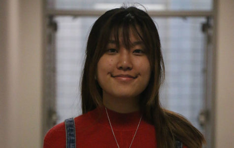 Senior Loraine Lee