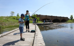 """Carmel Clay Parks & Recreation Department plans to host """"Family Learn to Fish"""" event to educate community on fishing methods and safety"""