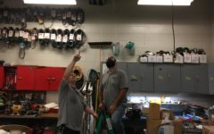 Maintenance staff starts year with football, work orders