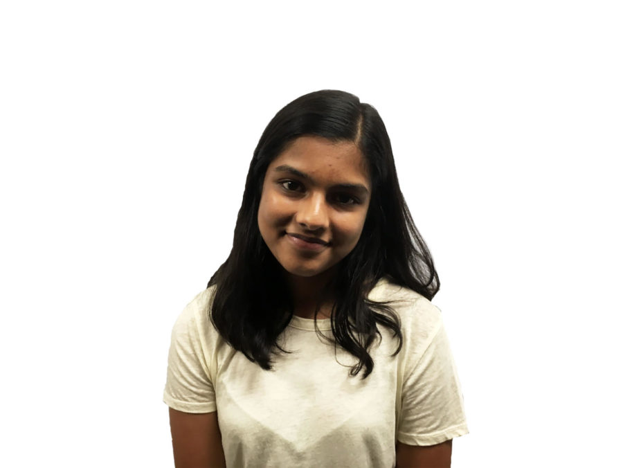 Green Action Club Co-President and sophomore Maanya Rajesh