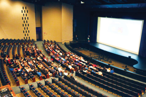 Step Up to Sexual Assault: Administration, students focus on importance of new sexual assault prevention presentation