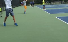 Members of the men's varsity tennis team practice before the Metropolitan Interscholastic Conference tournament on Sept. 21. The team won by 12 points over North Central in the finals.   _______________________________________________ Submitbeat mailing list Submitbeat@hilite.org https://hilite.org/mailman/listinfo/submitbeat_hilite.org  Attachments area
