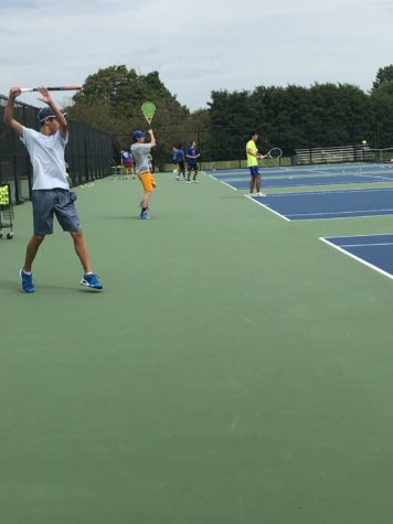 Men's tennis team wins Metropolitan Interscholastic Conference tournament