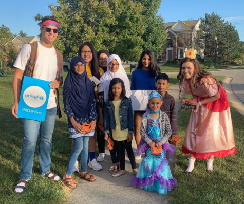 "Carmel UNICEF hosting ""Trick-or-Treat for UNICEF"" throughout October"