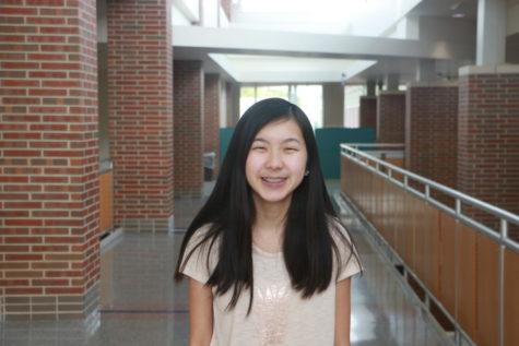 Photo of Sarah Zheng