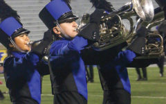 Let Me Entertain You: Marching band students, director expand on new  symphony for this year's show, includes melodies from Queen songs