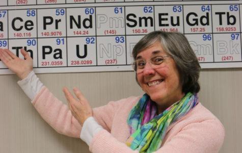 AP Chemistry teacher Virginia Kundrat