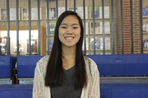 Senior Iris Yan
