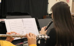 Performing Arts department prepares for Holiday Spectacular