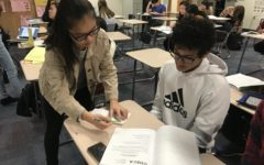 Following LEAD conference, DECA to prepare for upcoming district exams