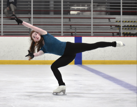 CHS figure skaters, former U.S. figure skater elaborate on  physicality, commitment needed for success in figure skating