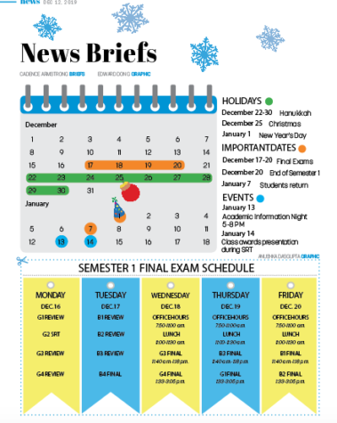 News Briefs 12.12