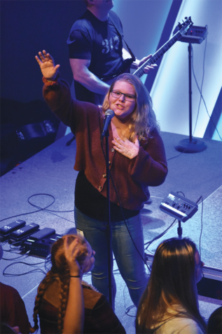 Students, program director explain how they combine Christian faith, passion for music