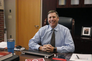 Q&A with Principal Tom Harmas, named Indiana Principal of the Year
