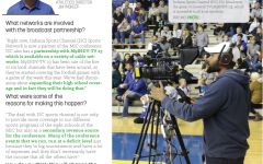 TV rights agreement allows CHS sports to be broadcasted on network TV