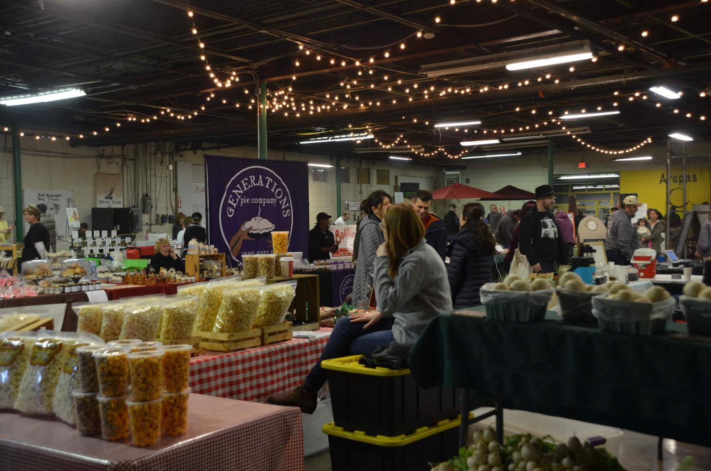 Carmel Winter Farmer's Market Review