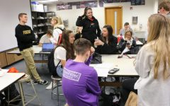 Cabinet continues to plan for Card Tournament, Dance Marathon, achieves success with Zumba