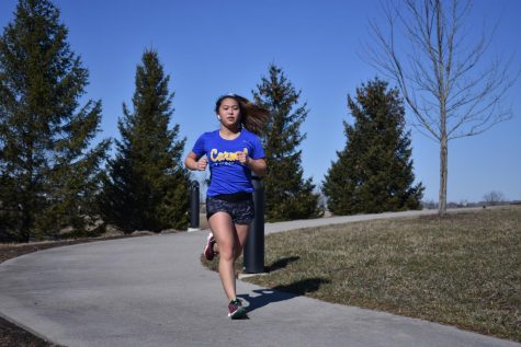 With upcoming Carmel Marathon on April 4, students share how they stay motivated for long distance running