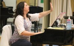 Students continue rehearsing despite event cancellations