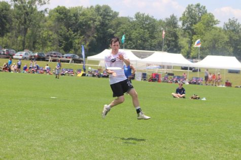 Q & A with Franklin Hankins, sponsor of Ultimate Frisbee Club, science teacher
