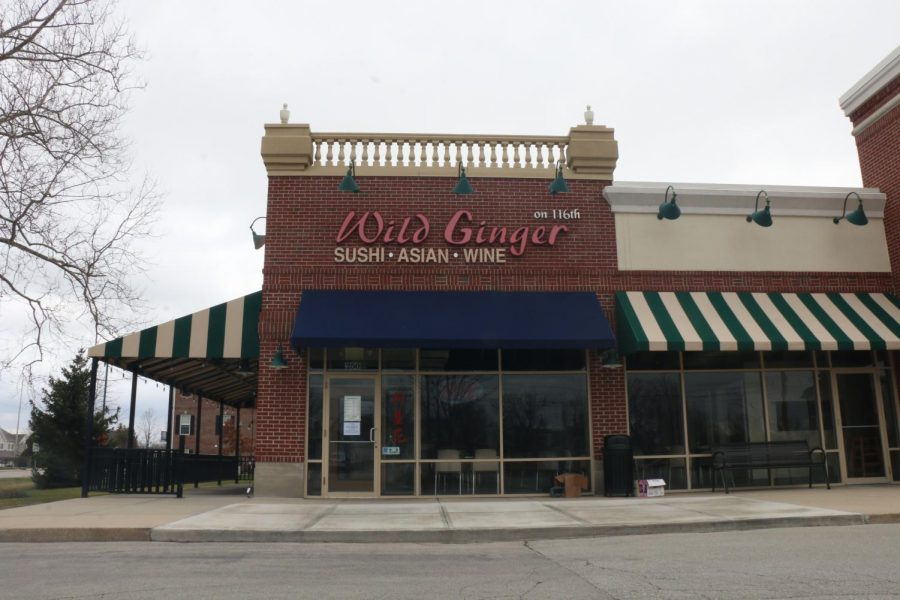 Japanese restaurant Wild Ginger on 116th has temporarily closed in light of the COVID-19 pandemic and recent stay-at-home orders. Tiffany Zhou, co-owner and operator of the restaurant, said she is looking into offering takeout services.