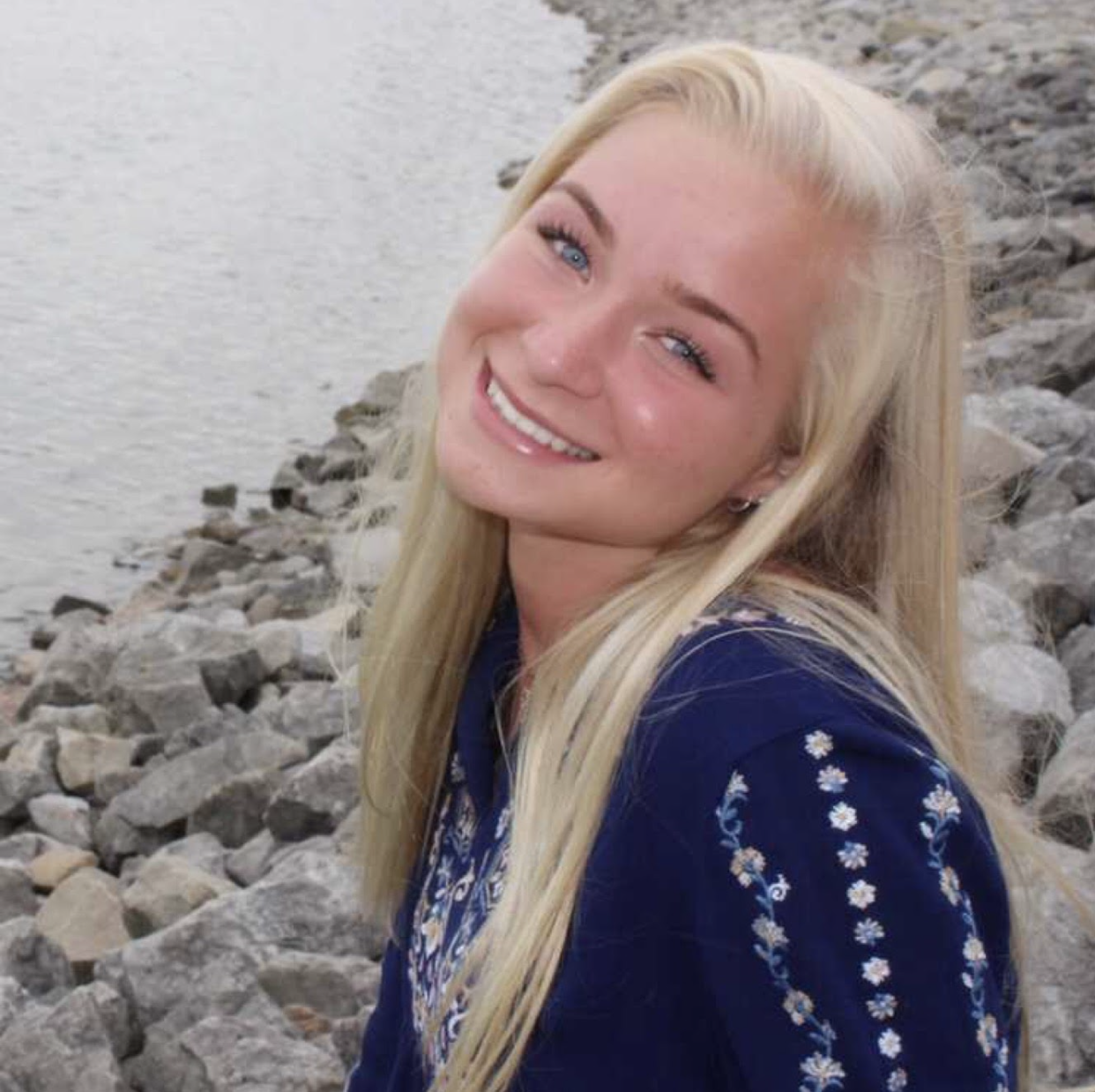 Faith Austin, varsity women's lacrosse player and sophomore