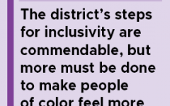 Despite CCS district making new changes to promote diversity, administration still must take additional steps for better racial inclusivity