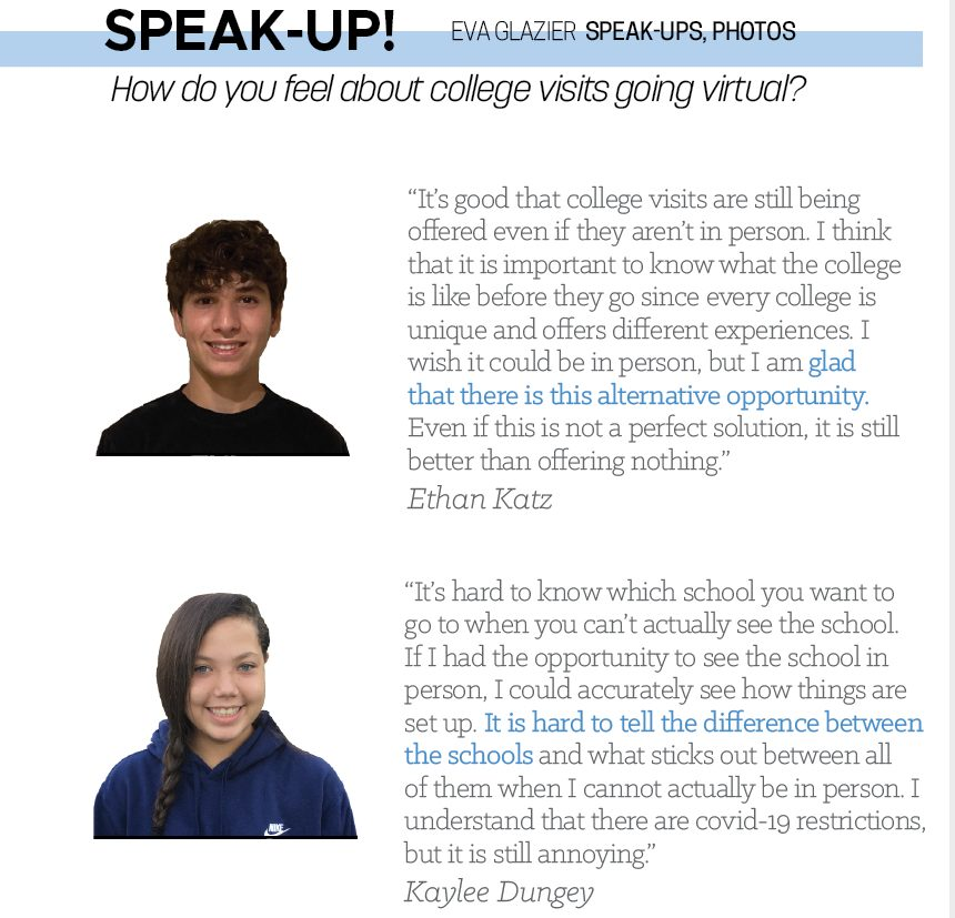 CollegeSpeakUps