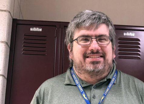 Steven Rawnsley, instructional assistant