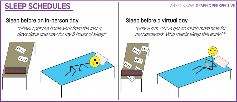 Graphic Perspective: Sleep Schedules