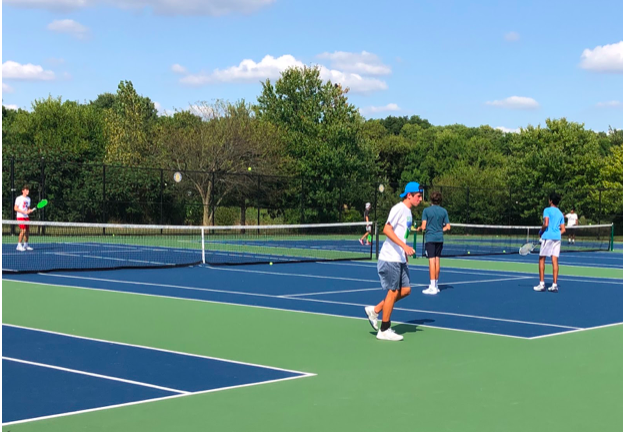 CHS men's varsity tennis team ready for MIC tournament